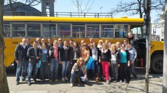 bus tour hamburg